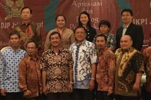 Apresiasi Kakanwil Jakbar kepada IKPI Jakbar