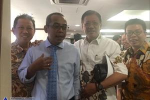 SURYO UTOMO DJP 1 SAAT PUBLIC HEARING OMNIBUS LAW