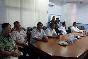 Doa bersama IKPI Jakarta Barat dengan DJP Jakarta Barat