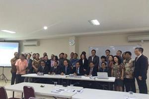 Foto Bersama di Kantor IKPI