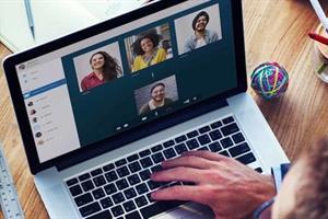 Zoom dan Netflix Banyak Diakses Selama WFH, Sri Mulyani Incar Pajaknya
